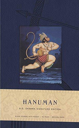Hanuman Hardcover Blank Journal (Insights Journals)