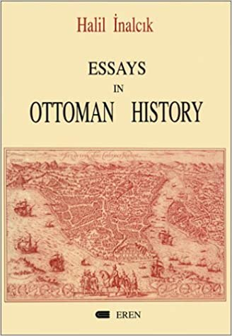 essays in ott history halil inalcik  essays in ott history halil inalcik 9789757622581 com books
