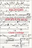 Registers, Coolidge, Clark, 0939691108