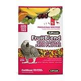 Zupreem FruitBlend Parrot Food 17.5 lb., My Pet Supplies