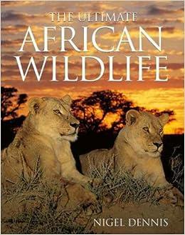 Book Ultimate African Wildlife