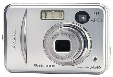Fujifilm FinePix A345 - Cámara Digital Compacta 4.2 MP (1.7 ...