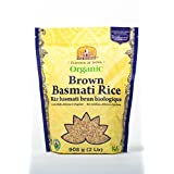 Everland Organic Brown Basmati Rice, 908gm
