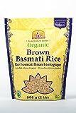 Everland Organic Brown Basmati Rice, 908gm