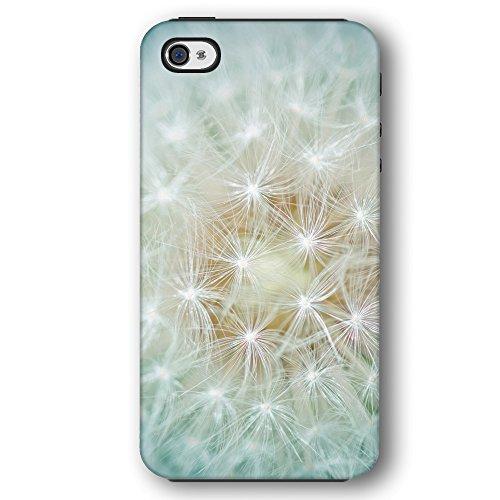 Dandelion In Bloom During Summer Apple iPhone 4 / 4S Phone Case