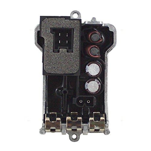 A/C AC Heater Blower Motor Resistor Regulator Replacement for Mercedes-Benz 230 821 64 51