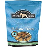 "Healthy Baker Holistic Dog Treats  -  Wholesome and Delicious Treats for Dogs - Chicken, 2"", 2 lbs."