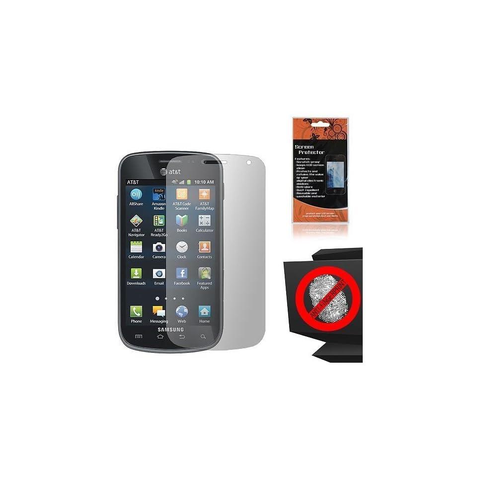 Anti Glare Screen Protector for Samsung Galaxy Exhilarate SGH I577