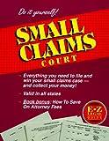Small Claims Court, Legal E-Z, Valerie Hope Goldstein, 1563824094