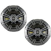 Kicker 40CS654 Car Audio Coaxial 6 1/2 Speakers CS65 (Certified Refurbished)