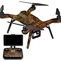 Skin For 3DR Solo Drone – River Stones | MightySkins Protective, Durable, and Unique Vinyl Decal wrap cover | Easy To Apply, Remove, and Change Styles | Made in the USA