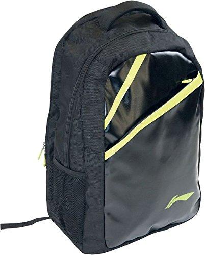 li-ning-pro-lightweight-bag-badminton-racket-holder-backpack-black-green