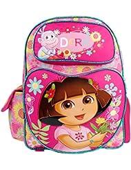 Dora the Explorer- Large 16 Full-size Backpack - Sunflower