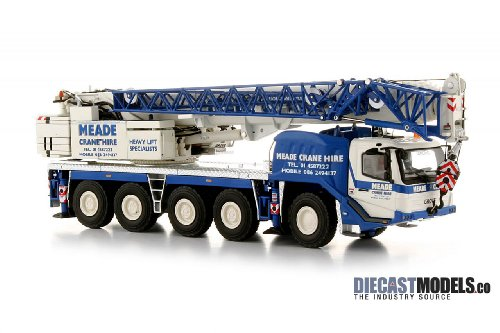 Meade Crane - Grove® GMK5095 in 1:50 scale by TWH Collectibles