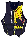 Sea Doo Mens Freedom PFD-yellow/3XL 2858641610