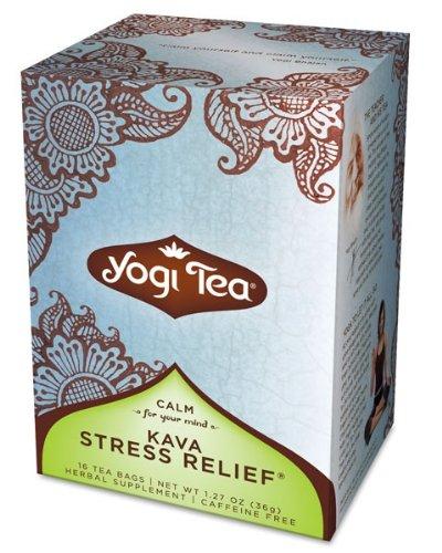 Kava Stress Relief Organic - 16 - Sac