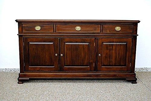 Schrank Buffet Sideboard aus der Serie Vanessa 9160 Italy Mahagoni Premium Qualität