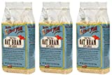 (3 PACK) - Bobs Red Mill - G/F Pure Oat Bran | 400g | 3 PACK BUNDLE