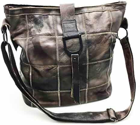 6a314e785f0c RABILTY Genuine Leather Diagonal Bag Shoulder Leather Cowhide Unisex  Editor s Bag Business Shoulder Large Capacity Retort