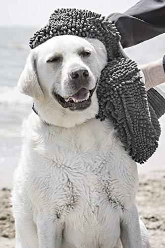 - Soggy Doggy Super Shammy Grey One Size 31