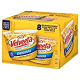 #2: Velveeta Shells & Cheese Pasta, Original, Single Serve Microwave Cups, 8 Count
