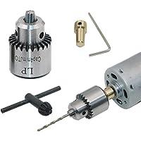 Mini portabrocas eléctrico de 0,4 – 4 mm