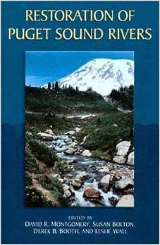 Book Restoration of Puget Sound Rivers