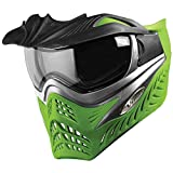 v force profile - V-Force Grill Thermal Paintball Mask / Goggle - Special Color - Grey on Lime