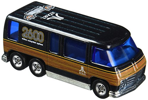 - GMC MOTORHOME * ATARI 2600 * Atari Hot Wheels 2012 Nostalgia Series 1:64 Scale Die-Cast Vehicle