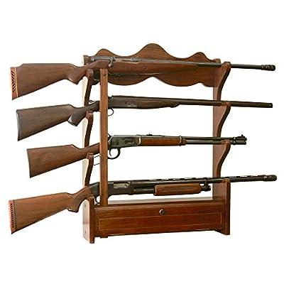 American Furniture Classics 4 Gun Wall Rack