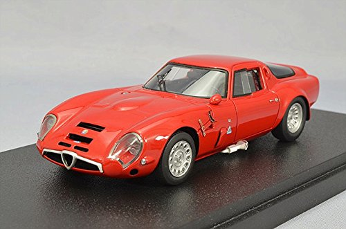 1/43 アルファロメオ ジュリア TZ2 1966 (レッド) VM030A
