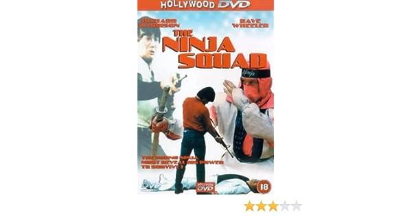 Amazon.com: The Ninja Squad [1986] [DVD] by Richard Harrison ...