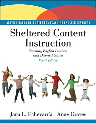 Sheltered Content Instruction Teaching English Language Learners