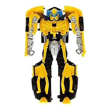 Hasbro Transformers 5 Armor Up Turbo Bumblebee: Amazon.es: Juguetes y juegos
