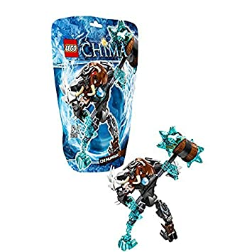 Construction Legends D'action Chi Of Lego Jeu Chima Figurines 70209 Mungus De EWH2D9eIY