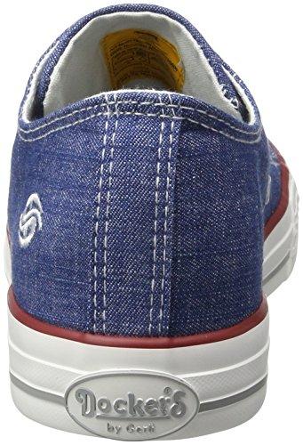 Dockers Da blau 730600 Ginnastica Blu Scarpe Gerli By Donna 600 Basse 36ur210 w6wqR1g