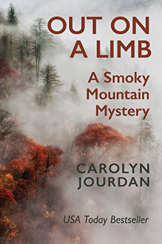 #1 Bestseller in Cozy Mysteries! Think CSI meets Animal Planet: Carolyn Jourdan's Out On A Limb: A Smoky Mountain Mystery