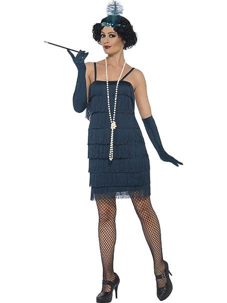 Amazon.com: Disfraz de 3 piezas de los años 20 con flapper ...