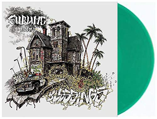 Blessings - Exclusive Limited Translucent Green Vinyl LP (Sign Poster By The Band Included)