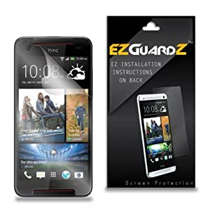 3-Pack EZGuardZ© Screen Protectors (Ultra CLEAR) For HTC BUTTERFLY S (DLX PLUS)