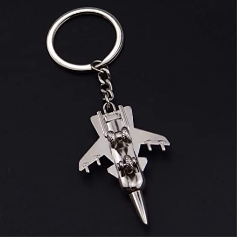 Durable Air Force Keychain Mehr Fighter Jet Key Chain