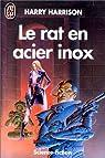 Le rat en acier inox par Harrison