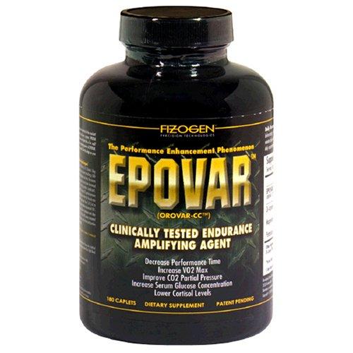 Fizogen Epovar (Orovar-CC) Caplets, 180 caplets