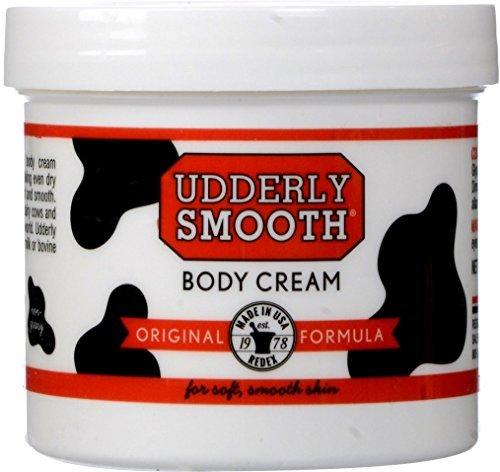 Udderly Smooth Body Cream 12 oz (Pack of 3) ()