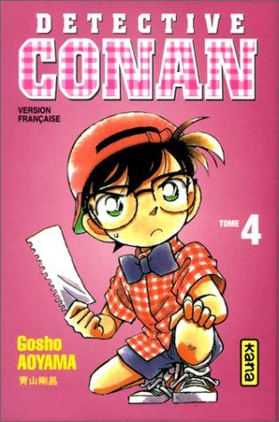 Detective conan n° 4