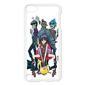 Ipod Touch 5 Phone Case Gorillaz Band ZDC2011024