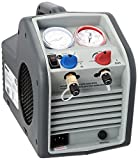 Robinair (RG3 Portable Refrigerant Recovery Machine - 115V, 60Hz, for Both Liquid and Vapor Refrigerant