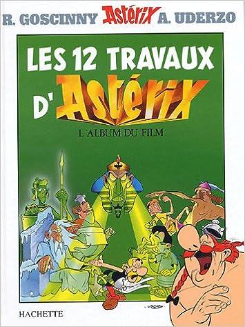 12 TRAVAUX DASTÉRIX TÉLÉCHARGER DVDRIP LES