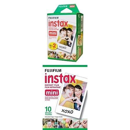Fujifilm Instax Mini Film Bundle 30 Exposures