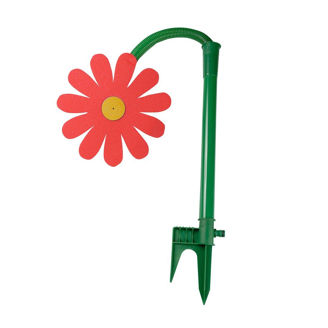 Jardin Gazon//Arroseur Jet Crazy Daisy Wacky Fleur enfants d/ét/é Eau jouet
